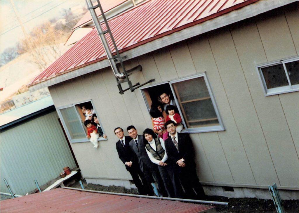 教育館献堂(1979)